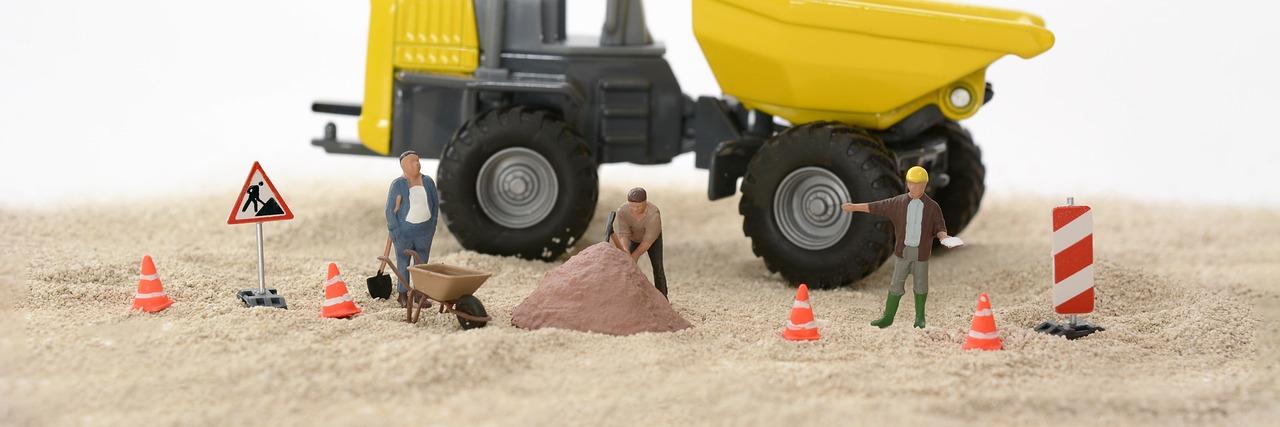 Roboty budowlane wymagają wieloletniego doświadczenia