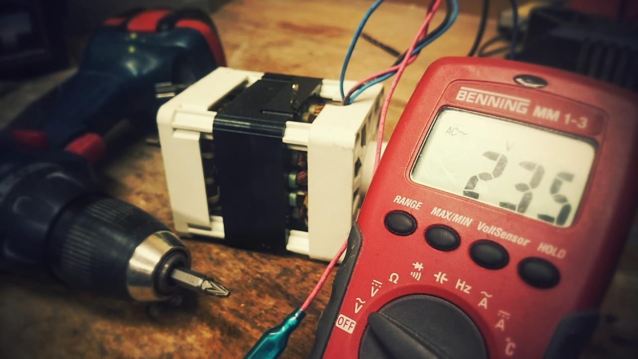 Naprawy sprzętów elektrycznych